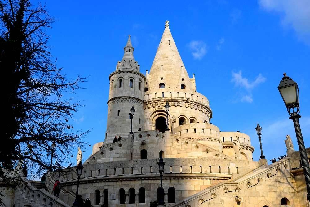 Photo 1: Budapest, la ville aux nombreux monuments