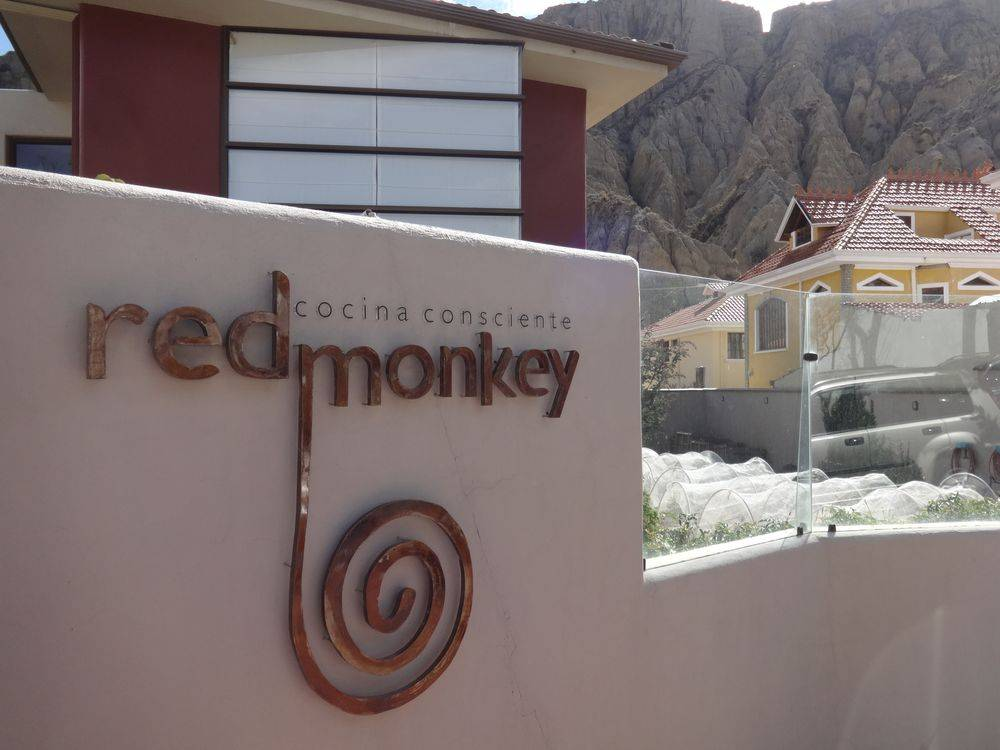 Photo 1: Red Monkey Cocina Consciente, La Paz, Bolivie