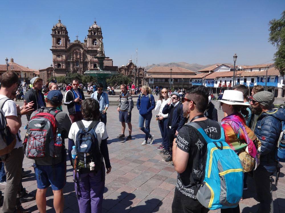 Photo 1: Free Walking Tour Cusco