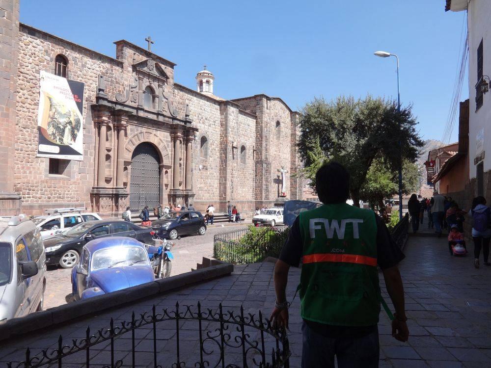 Photo 3: Free Walking Tour Cusco