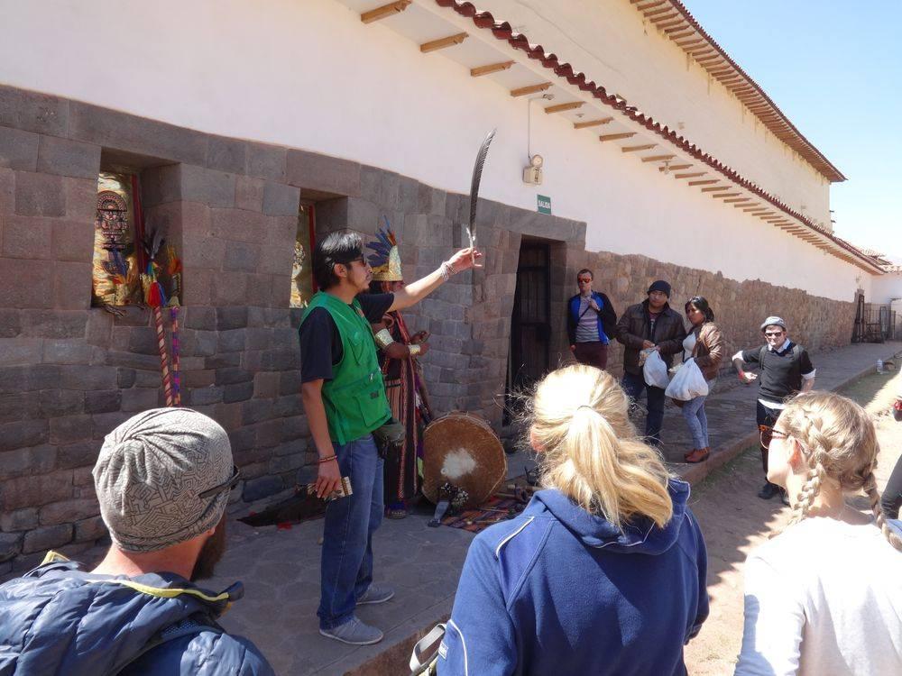 Photo 2: Free Walking Tour Cusco