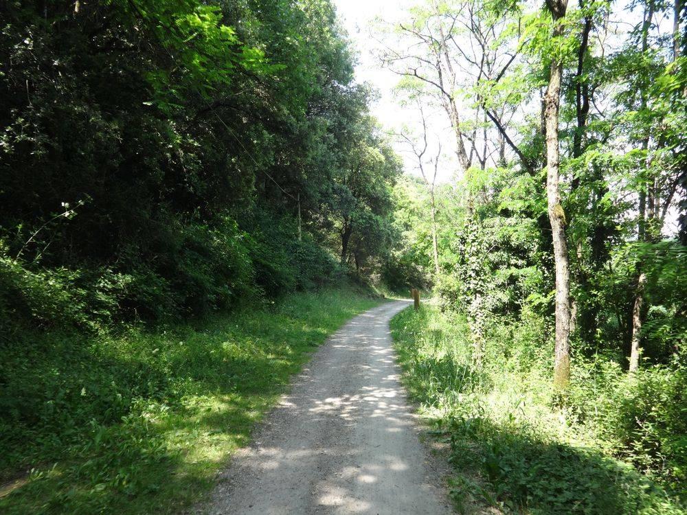 Photo 1: Dolce Via ! Voie douce à vélo en Ardèche