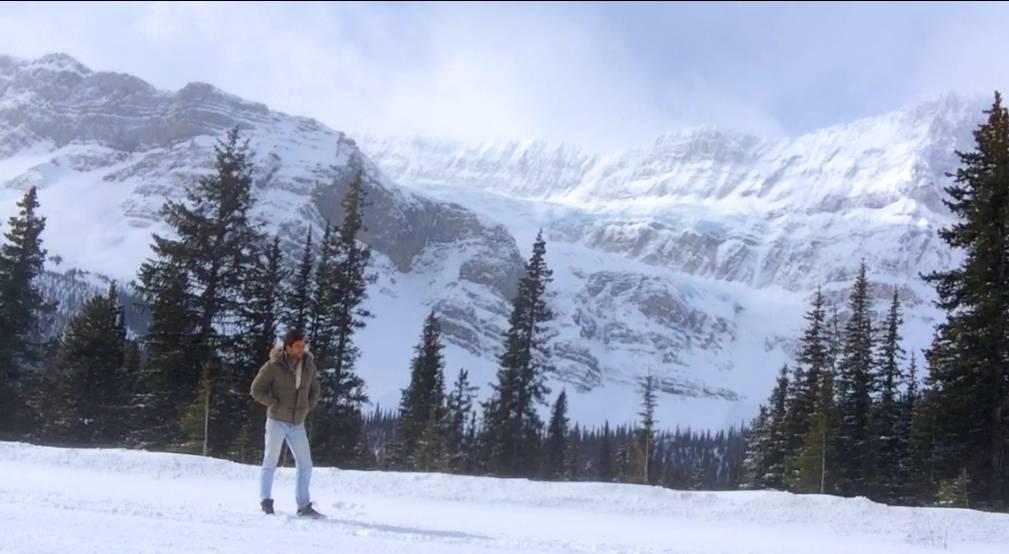 Photo 2: Les rocheuses canadiennes -