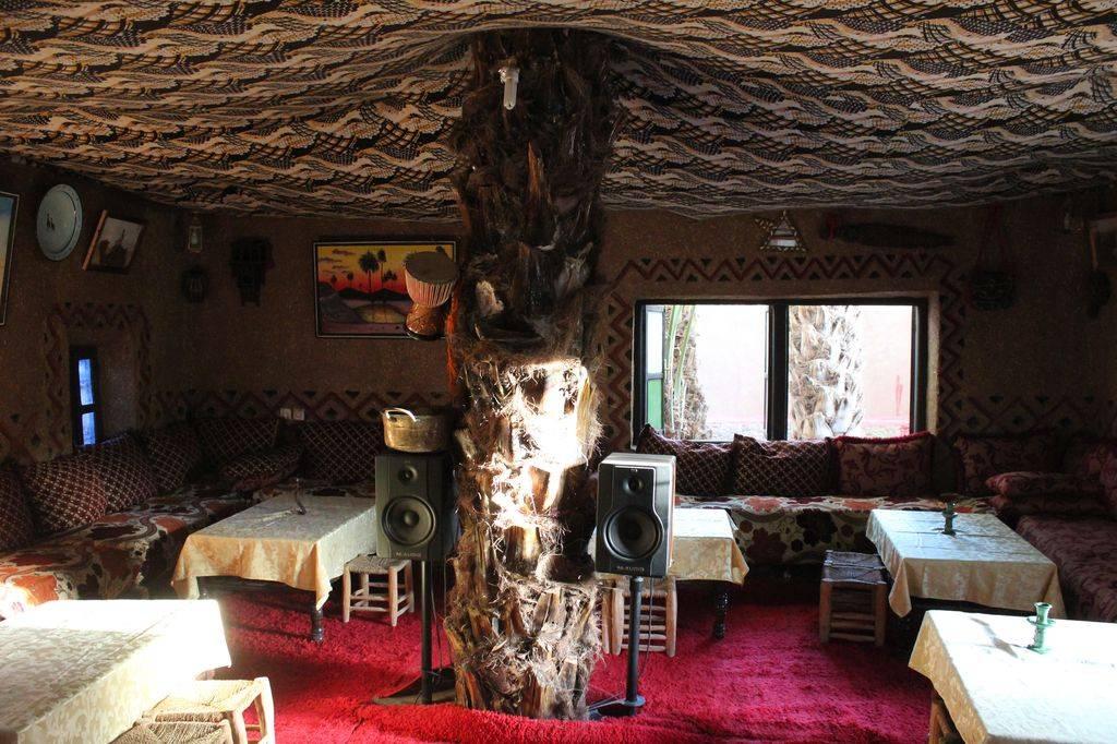 Photo 2: Zagora : Prends ton temps... camping / chambres