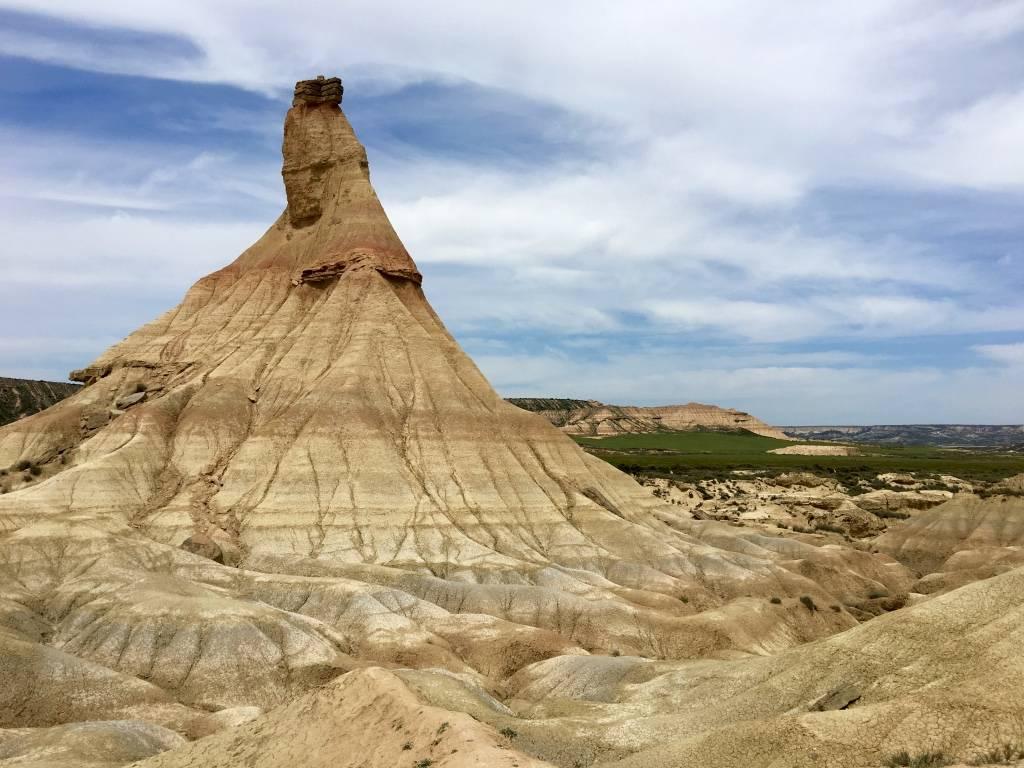 Photo 1: Rendez-vous dans le désert espagnol.