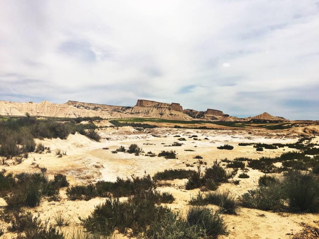 Photo 3: Rendez-vous dans le désert espagnol.