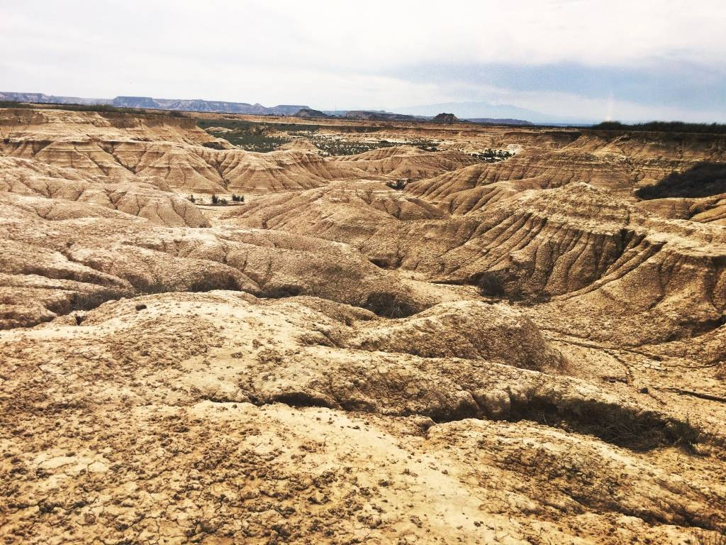 Photo 2: Rendez-vous dans le désert espagnol.