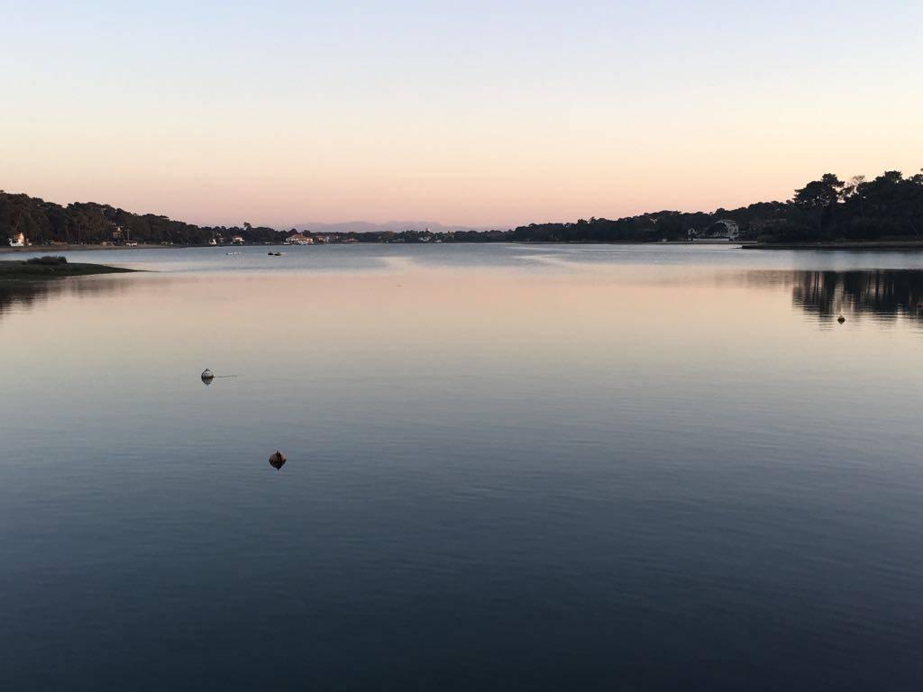 Photo 1: Lac d'Hossegor pour un plateau d'huitres
