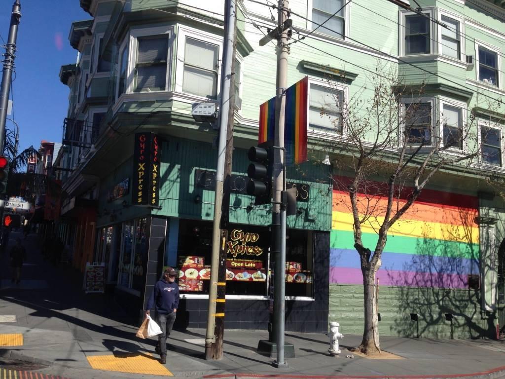 Photo 1: San Francisco : Castro é(gay)e !
