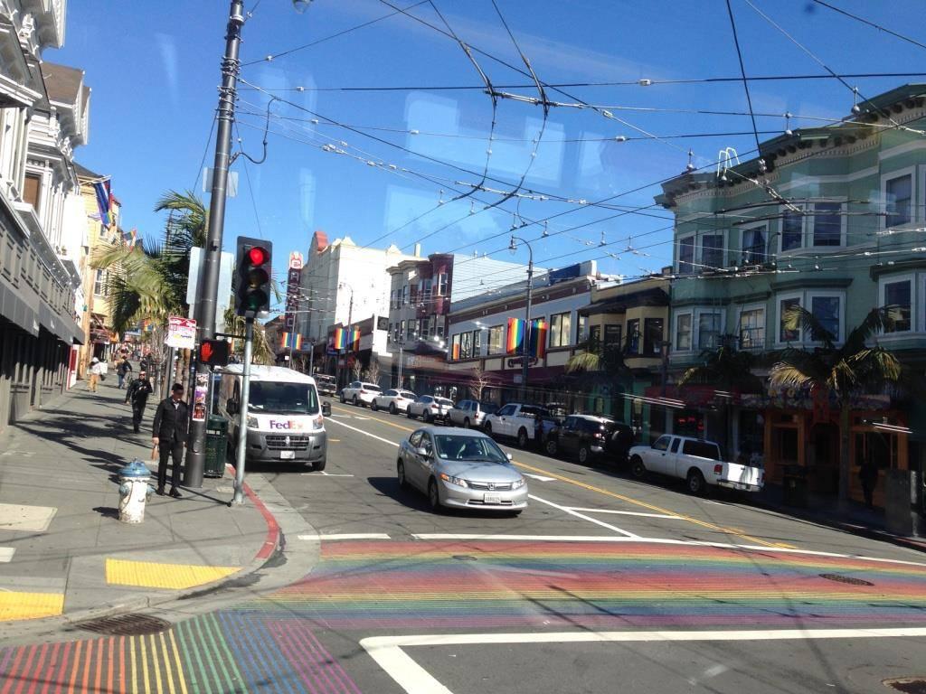 Photo 2: San Francisco : Castro é(gay)e !
