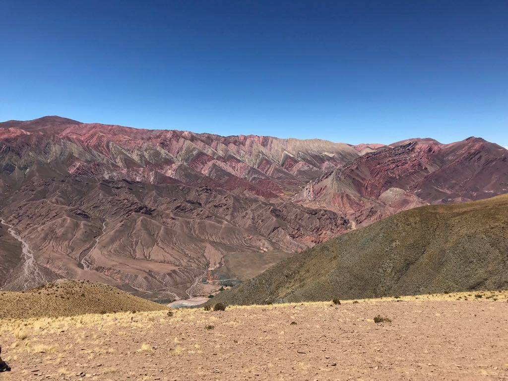 Photo 2: Tilcara et la Quebrada de Humahuaca