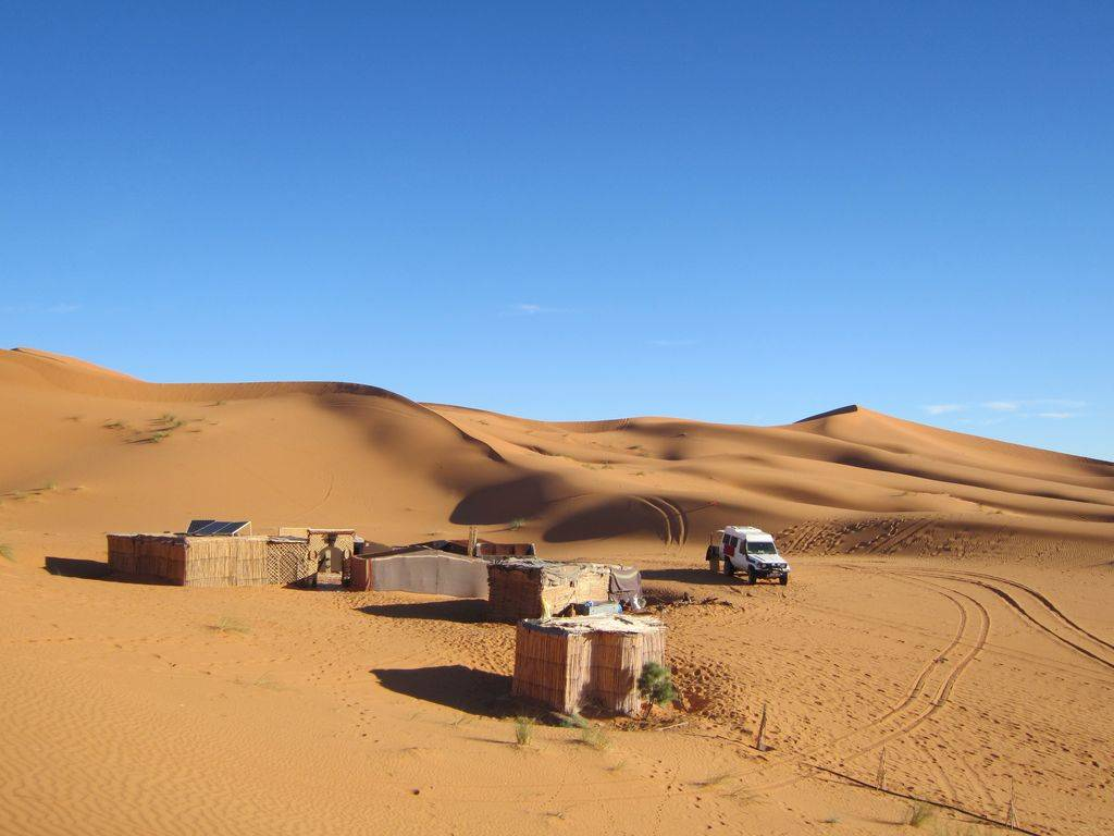 Photo 1: Merzouga Le petit Prince