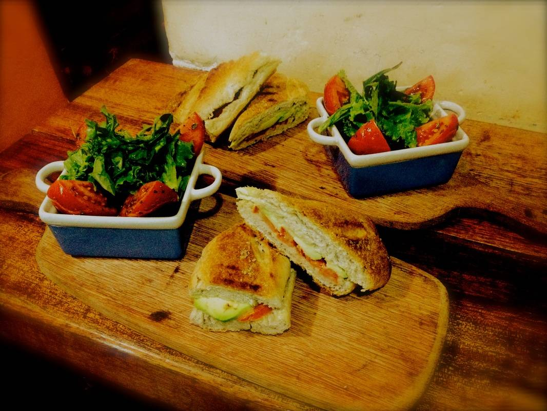 Photo 1: Green point vegan restaurant !