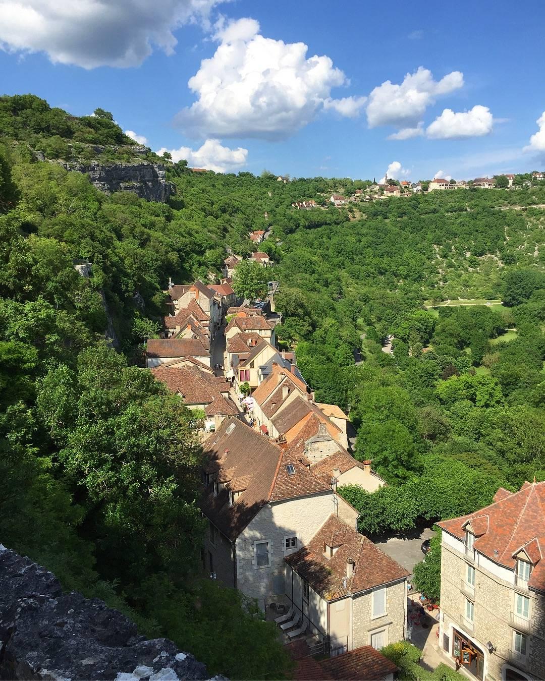 Photo 1: Découverte de Rocamadour !