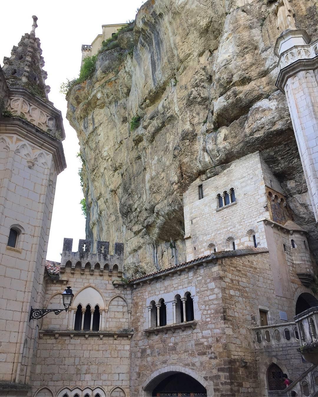 Photo 3: Découverte de Rocamadour !