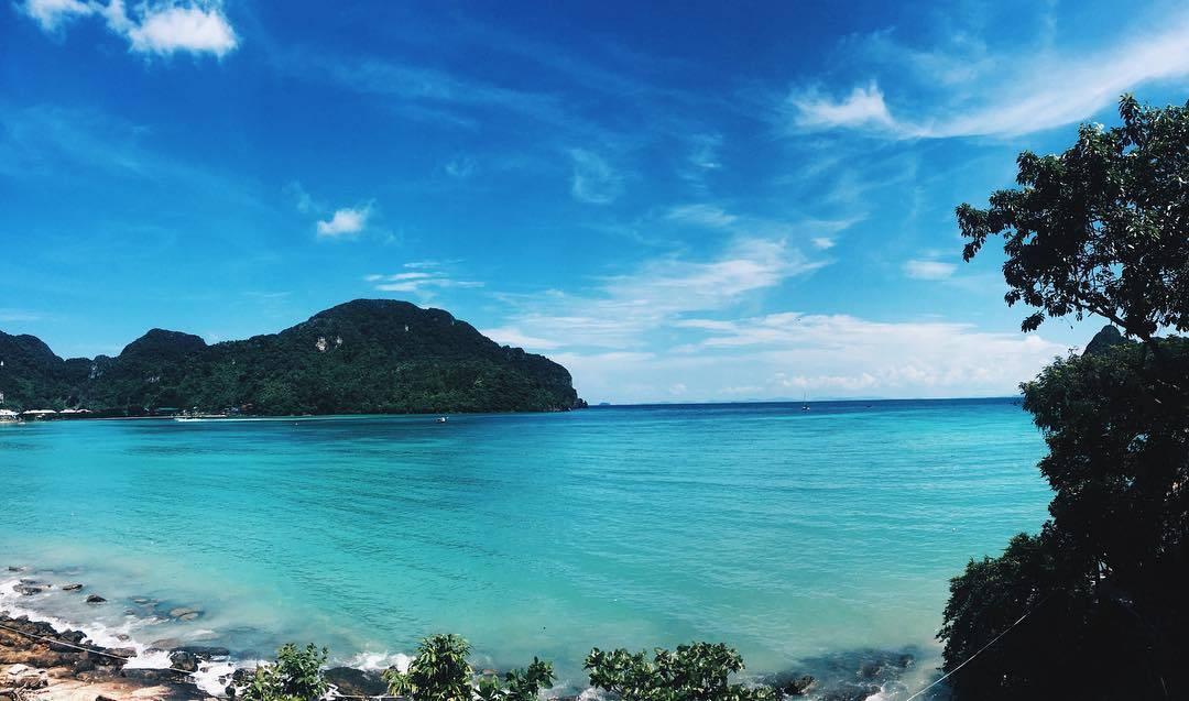 Photo 3: Bienvenue à Koh Phi Phi !