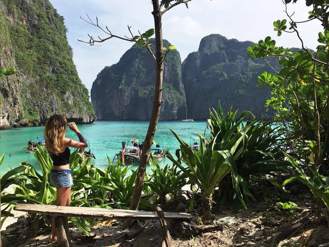 Photo 1: Bienvenue à Koh Phi Phi !