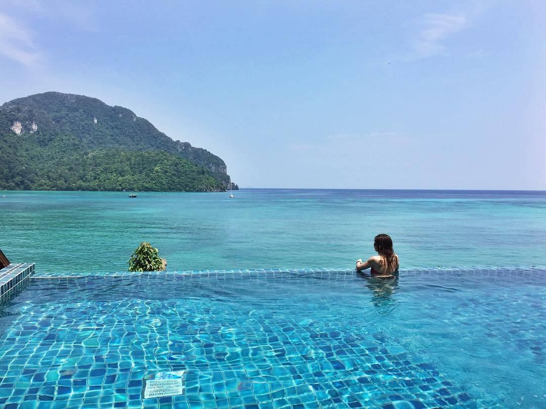 Photo 2: Bienvenue à Koh Phi Phi !