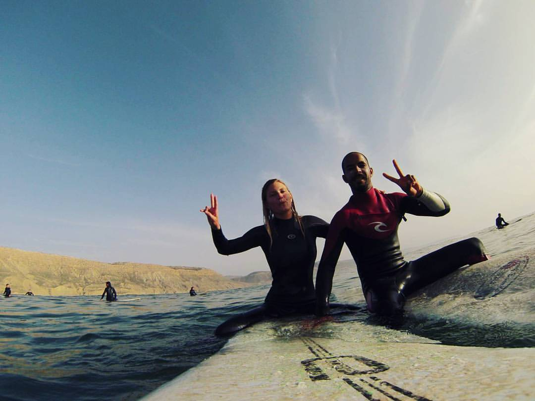 Photo 1: Maroc / Travel Surf Morocco surf camp