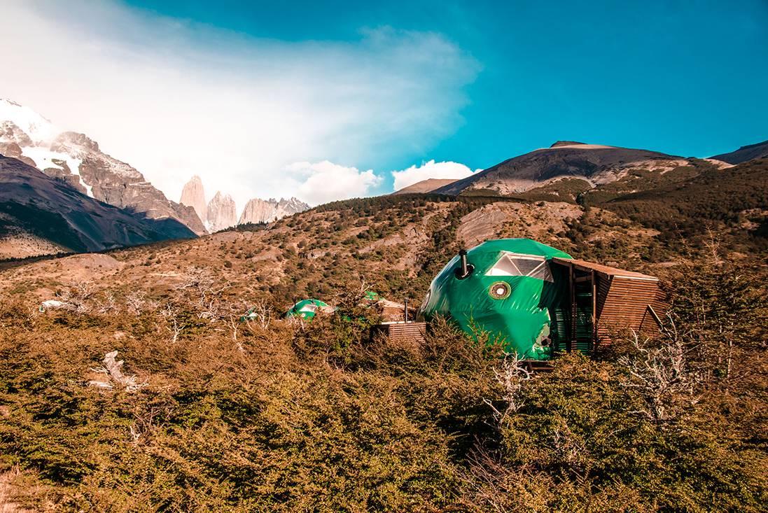 Photo 2: ECO CAMP - Torres del paine