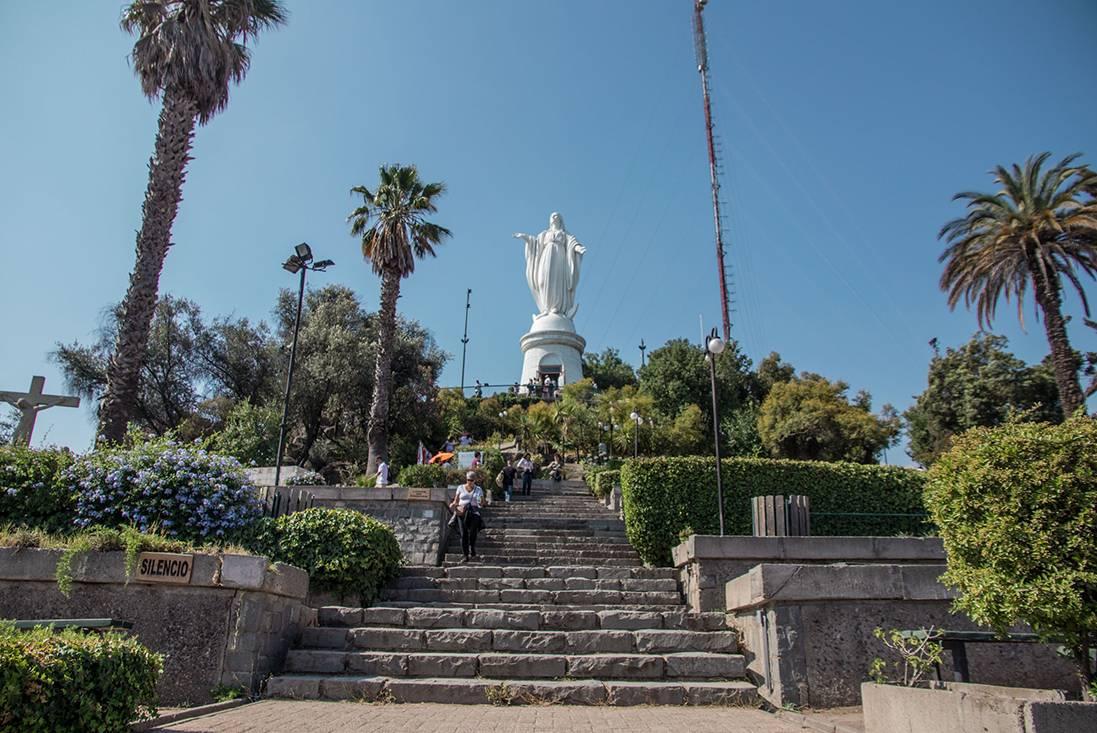 Photo 1: Parc Cerro San Cristobal
