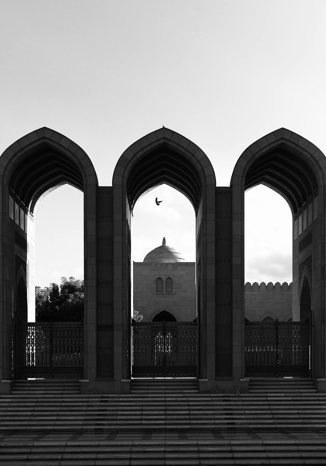 Photo 2: Grande Mosquée du Sultan Qaboos