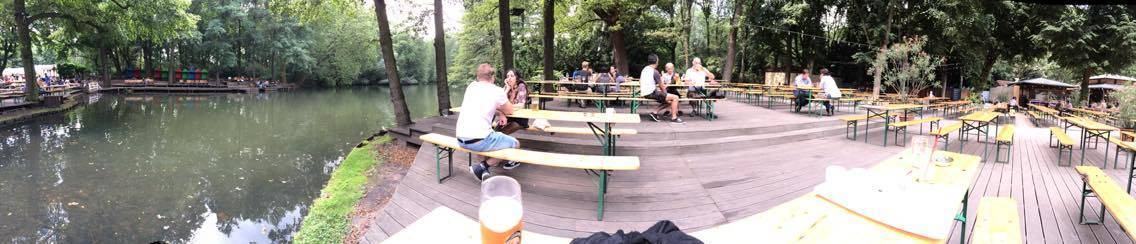 Photo 2: Café am neuen See - Biergarten
