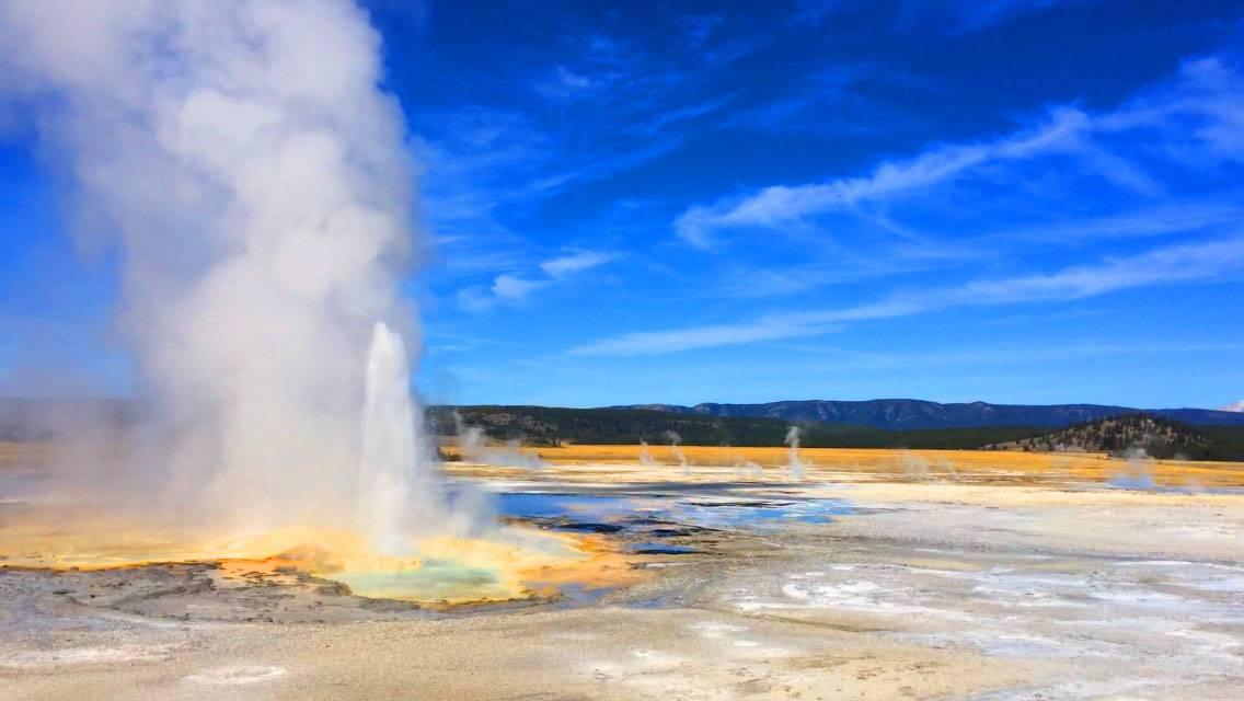 Photo 1: Yellowstone National Parc