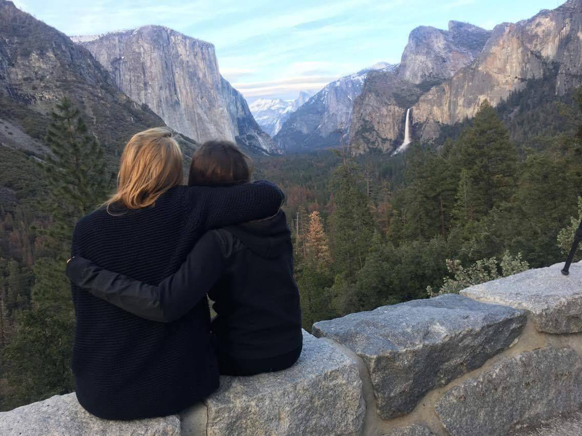 Photo 1: Yosemite park
