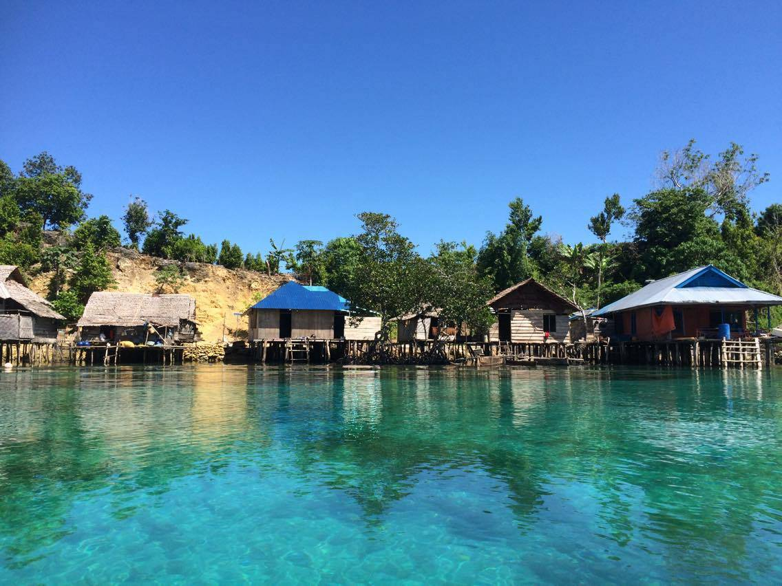 Photo 1: Indonesie Sulawesi îles Togean