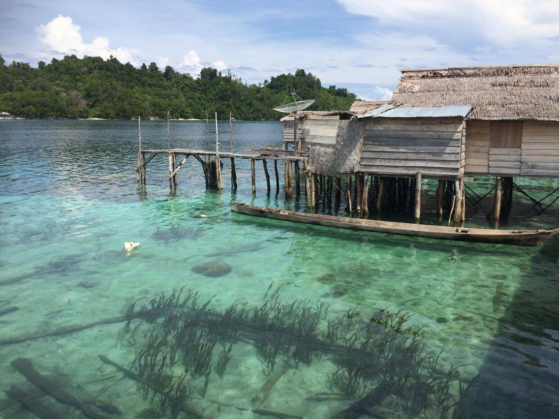 Photo 2: Indonesie Sulawesi îles Togean