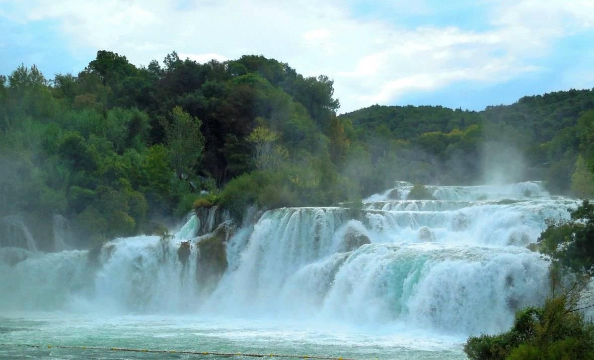 Photo 1: Parc national de Krka - Croatie