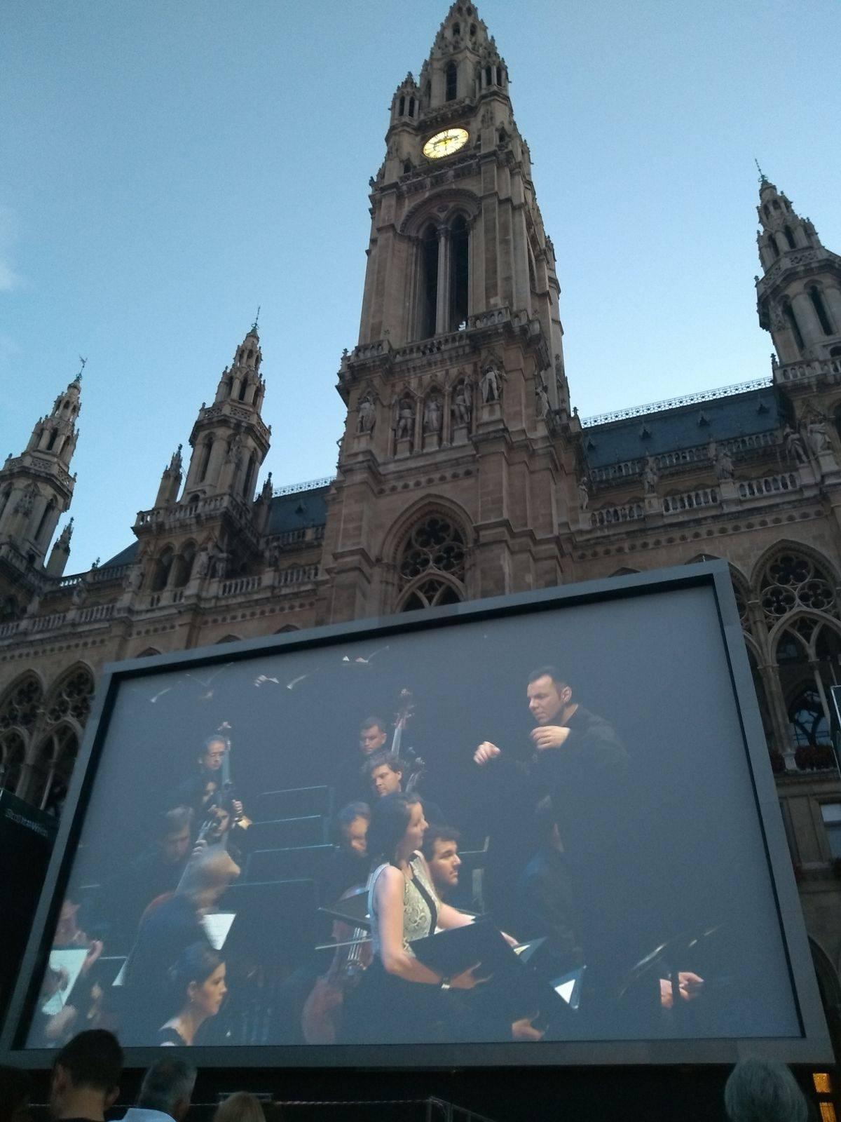 Photo 1: Film Festival de Vienne