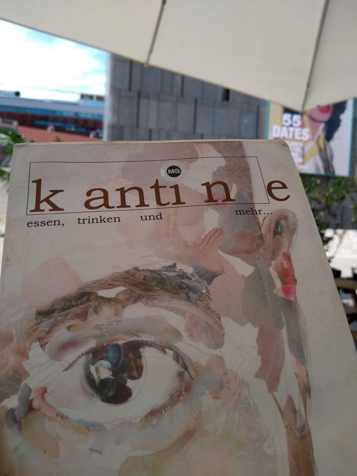 Photo 3: La Kantine ! Pour bien manger végétarien dans le quartier des musées !