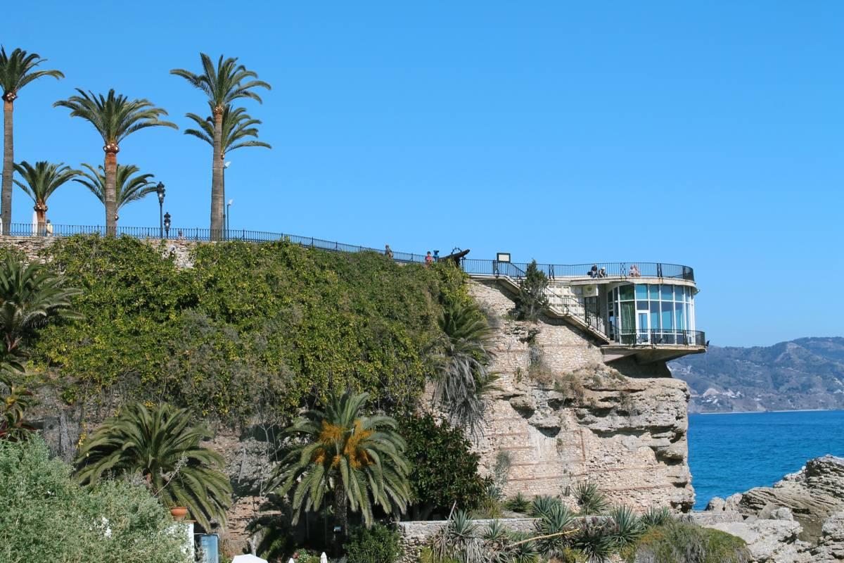 Photo 1: Nerja - Le balcon de l'Europe