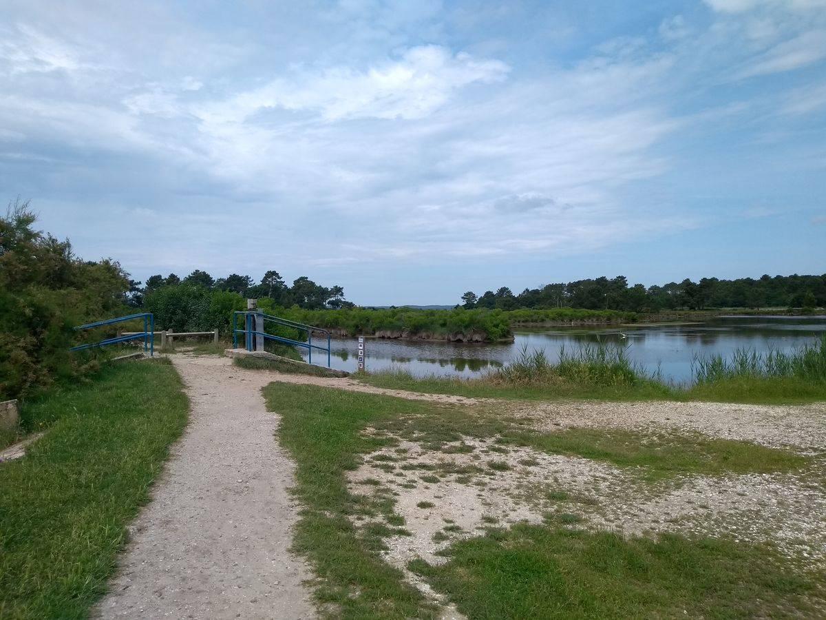 Photo 1: Sentier du littoral