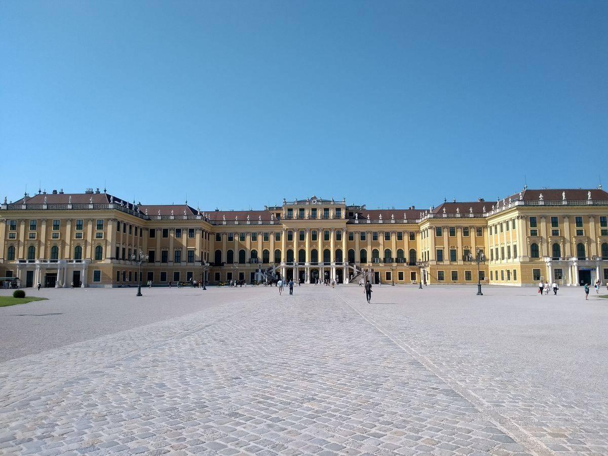 Photo 1: Le palace de Sissi l'impératrice ! Le château de Schönbrunn !