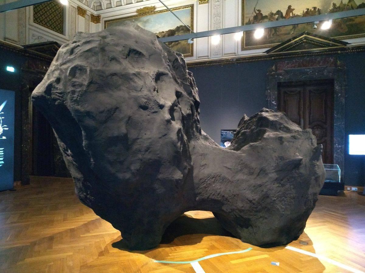 Photo 1: Muséum d'histoire naturelle de Vienne ! Quelle collection !!!