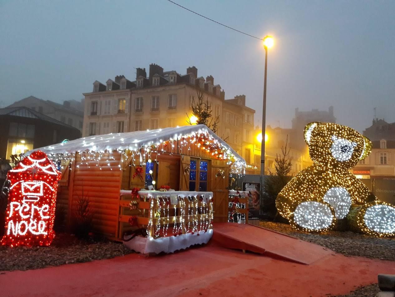 Photo 1: Marché de Noël
