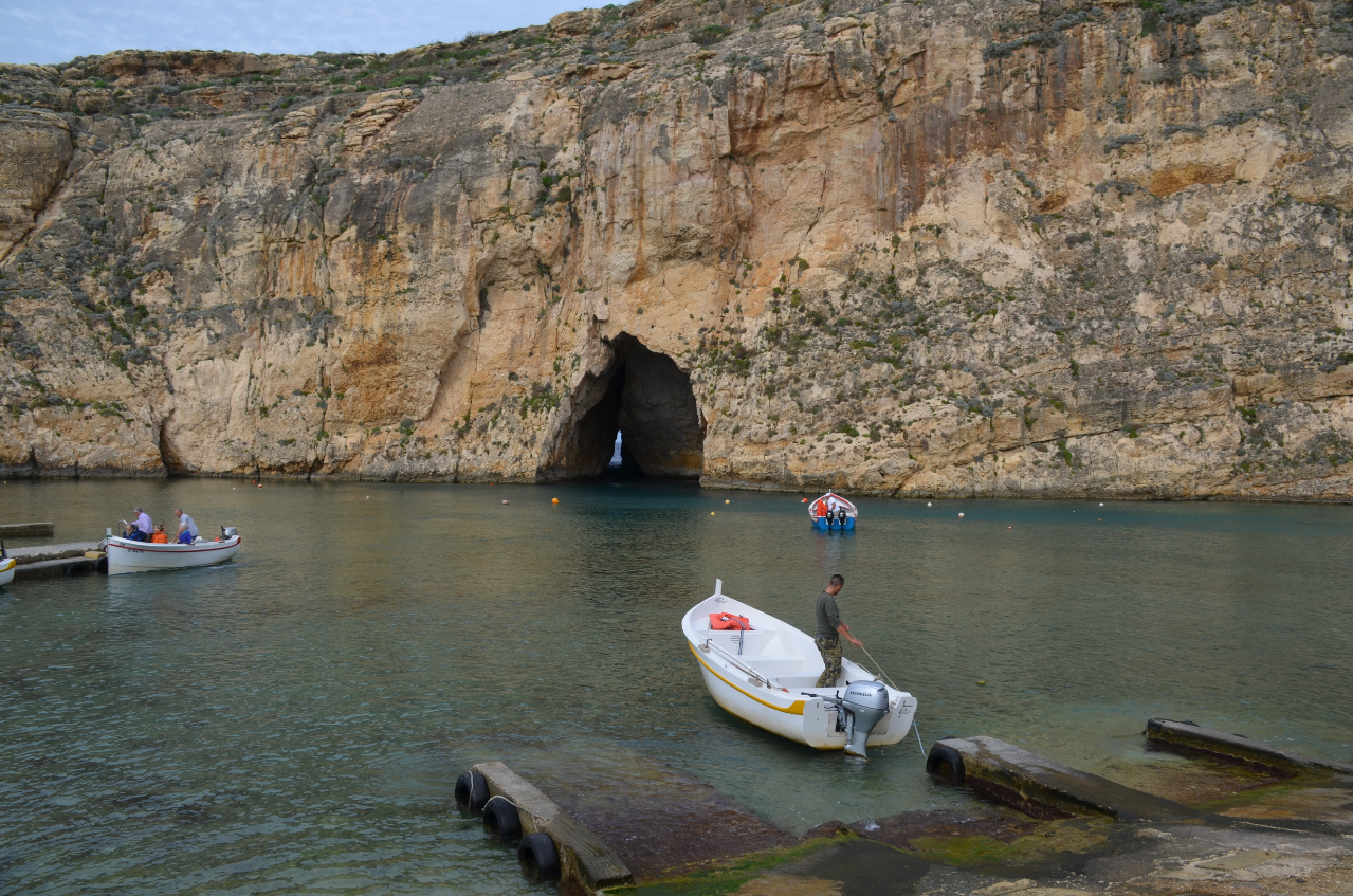 Photo 1: Gozo, une île à arpenter...
