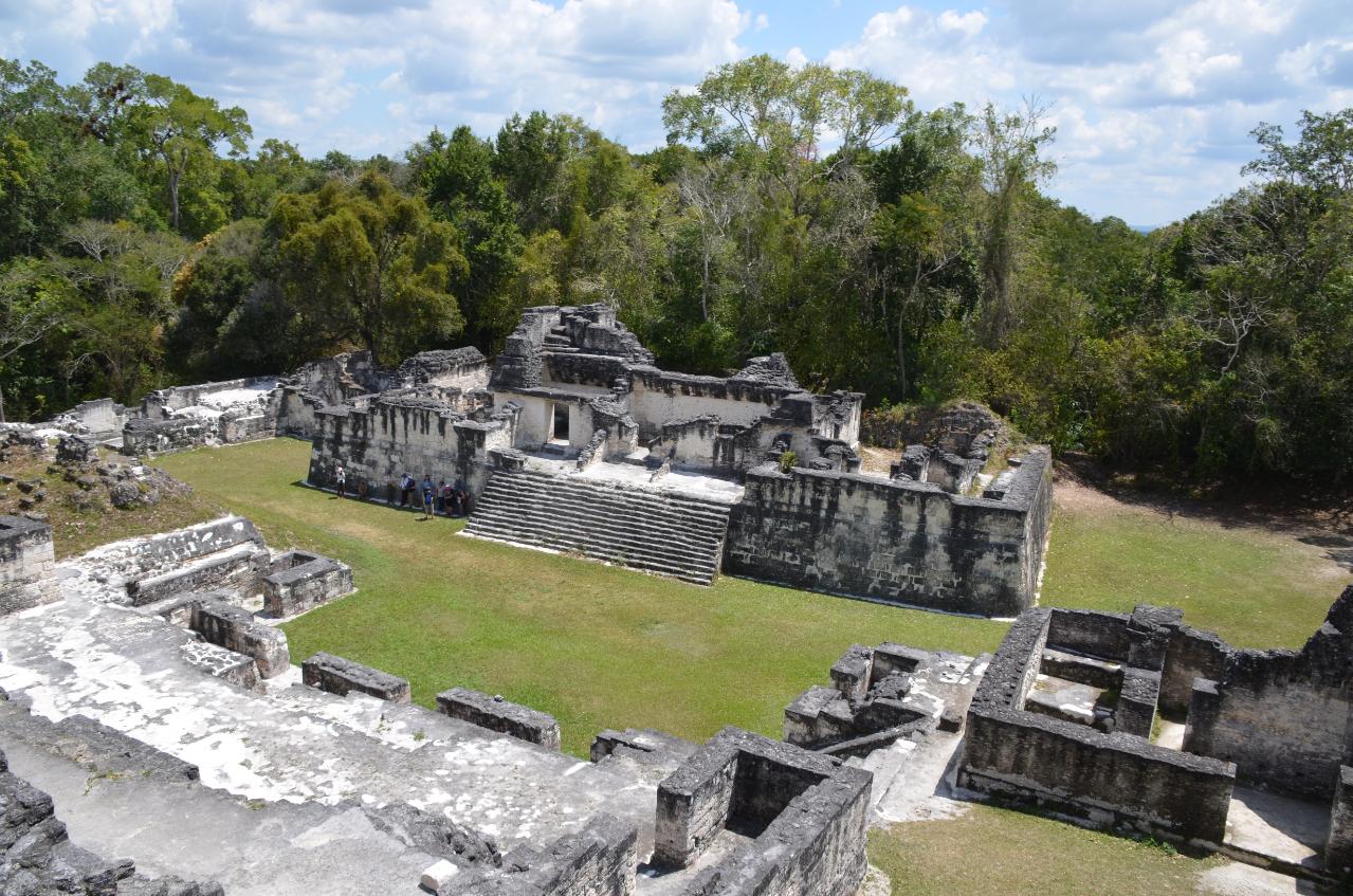Photo 3: Tikal, la merveille - Guatemala