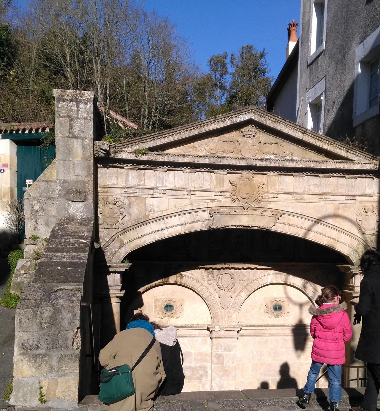 Photo 1: Jeu de piste familial à Fontenay-le-Comte avec Baludik