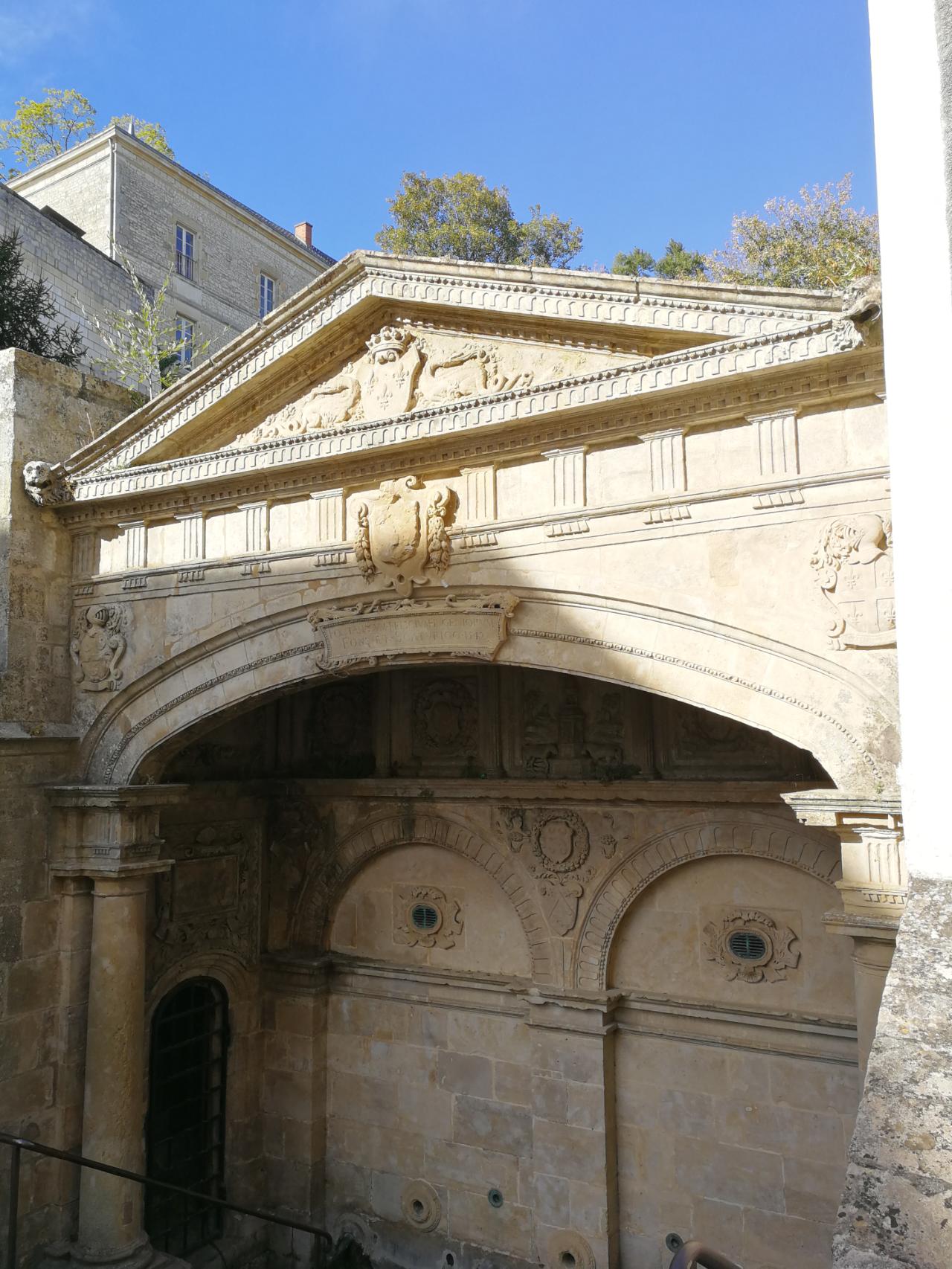 Photo 2: Visite guidée Fontenay-le-Comte