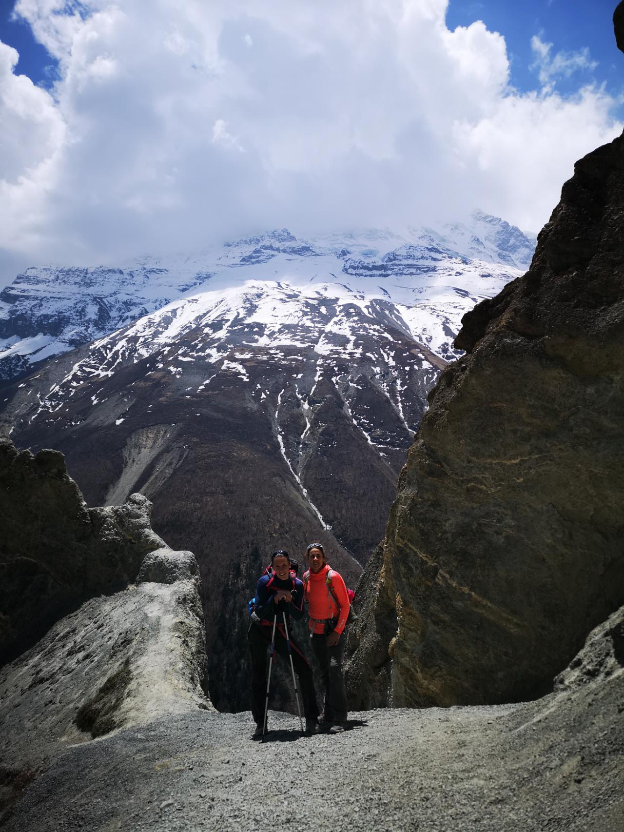 Photo 2: Le Grand tour des Annapurnas-Népal