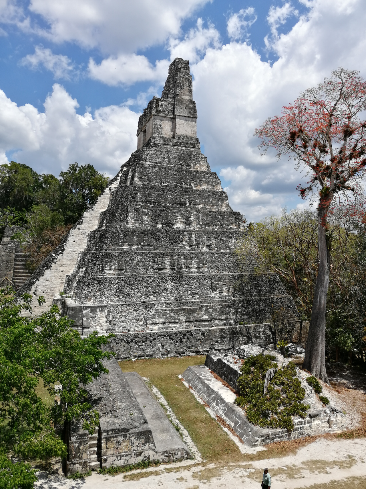 Photo 2: Tikal, la merveille - Guatemala
