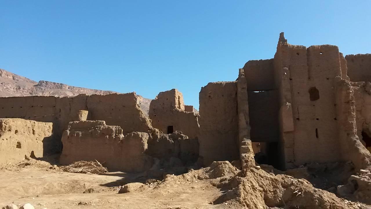Photo 2: De Ouarzazate aux portes du désert avec Abdelkadere