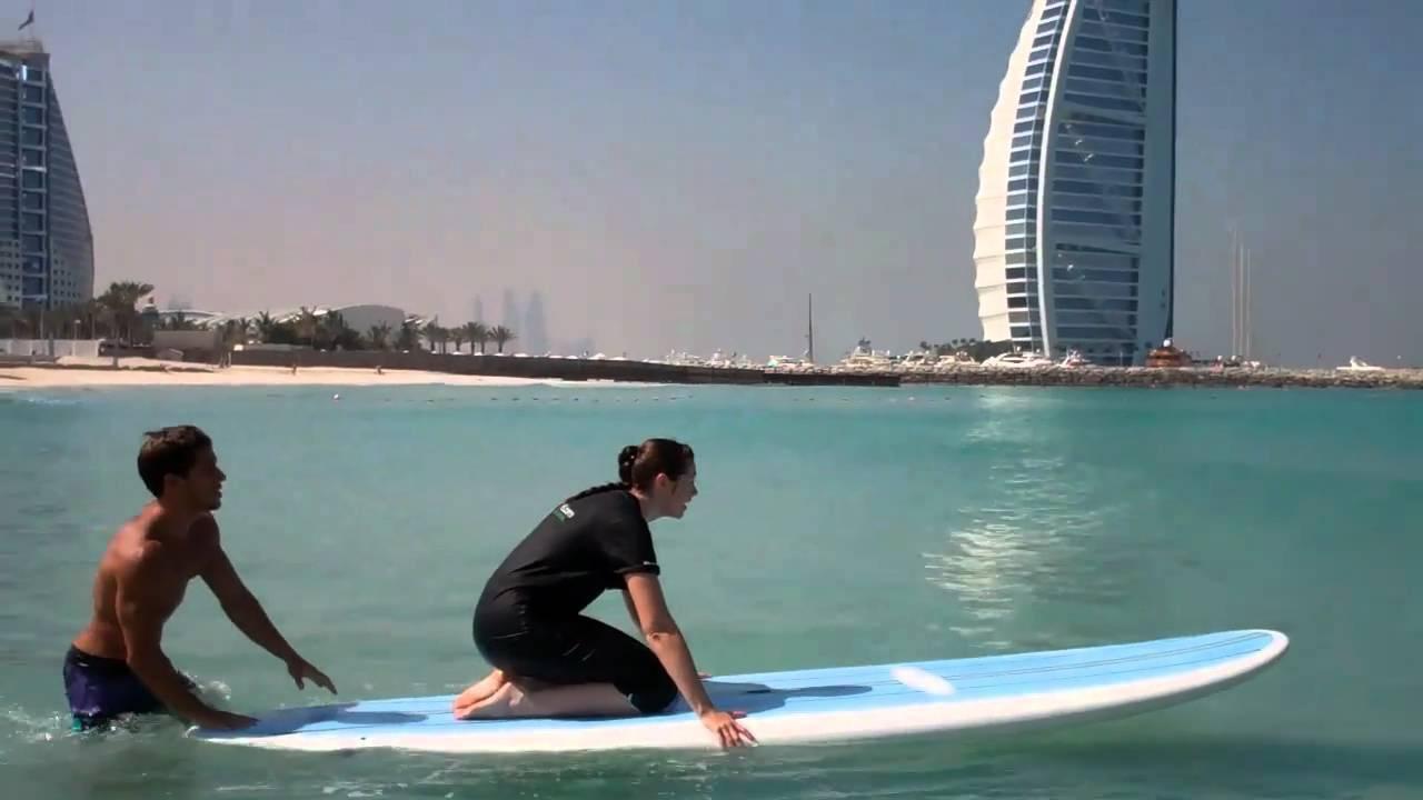 Photo 2: Paddle & surf