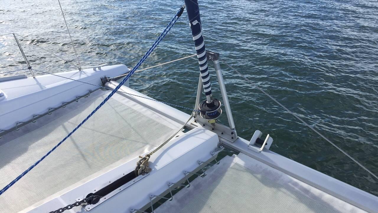 Photo 3: Promenade en catamaran, cap vers l'île aux oiseaux !