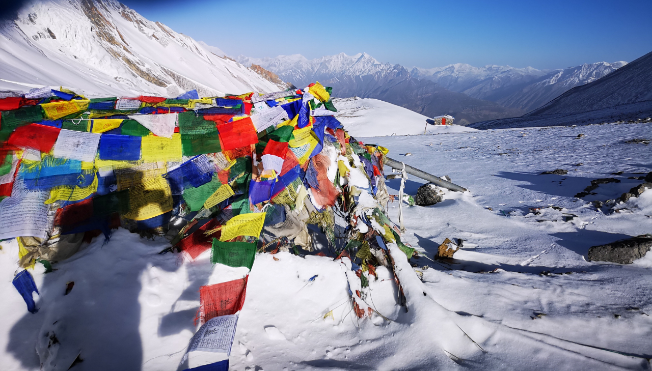 Photo 3: Le Grand tour des Annapurnas-Népal
