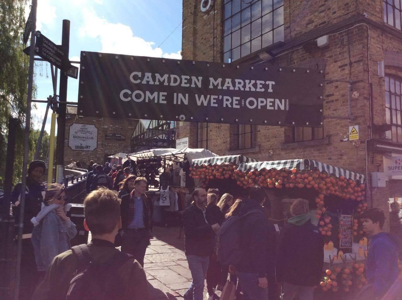 Photo 1: Camden Market